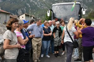 Izlet po Italiji (Furlanija in Rezija) in mednarodni dan gluhih v Ljubljani 2018 02
