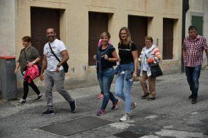 Izlet po Italiji (Furlanija in Rezija) in mednarodni dan gluhih v Ljubljani 2018 05