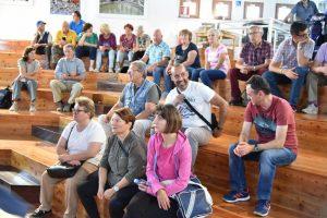 Izlet po Italiji (Furlanija in Rezija) in mednarodni dan gluhih v Ljubljani 2018 19