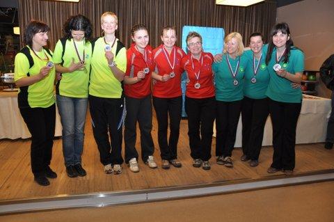 Bowling – državno prvenstvo gluhih 2012