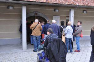 Izlet Ribnica-Kocevje in Olimpijski dan gluhih v Ljubljani - 004