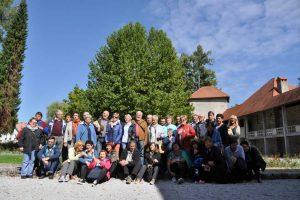 Izlet Ribnica-Kocevje in Olimpijski dan gluhih v Ljubljani - 059
