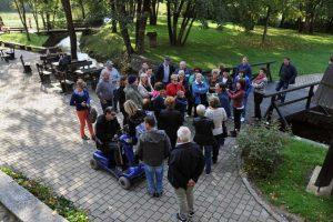 Izlet Ribnica-Kocevje in Olimpijski dan gluhih v Ljubljani - 085