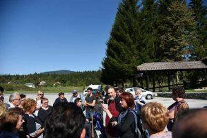 Izlet Ribnica-Kocevje in Olimpijski dan gluhih v Ljubljani - 126