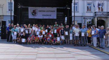 Predstavitev drustva na obcinskem prazniku Ljutomer - 005