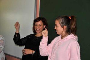 Predstavitev gluhote in naglusnosti v osnovni soli Fokovci 2017 - 031
